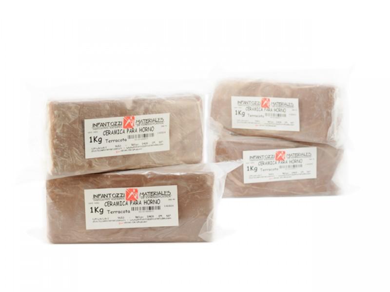 Infantozzi materiales cer mica para horno for Horno ceramica precio